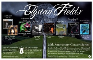 Elysian Fields 20th