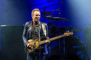 "Sting & Peter Gabriel ""Rock, Paper, Scissors"" North American Tour - New York City"